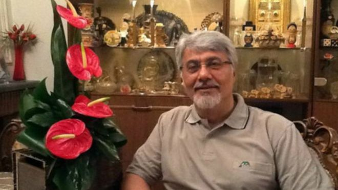 Security Agents Attack Jailed Journalist Isa Saharkhiz
